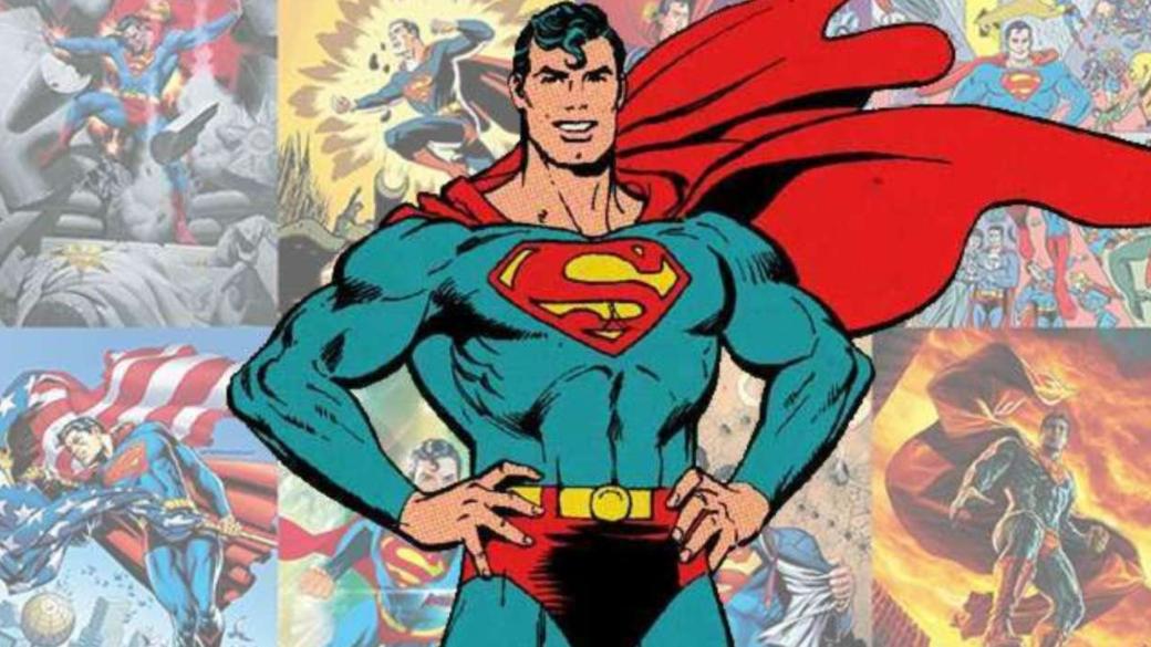 История Супермена иэволюция его образа вкомиксах   Канобу