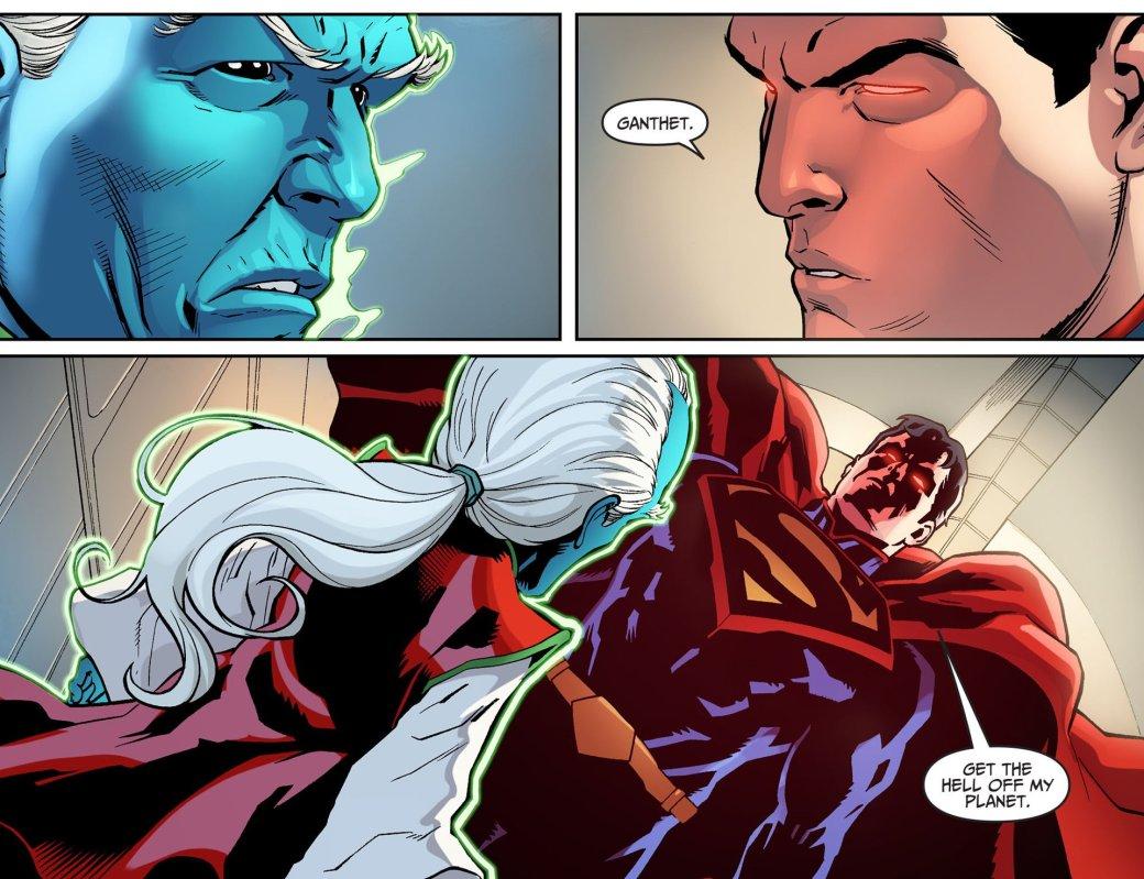 Что происходило во вселенной Injustice до событий первой игры. Часть 1 | Канобу - Изображение 12543