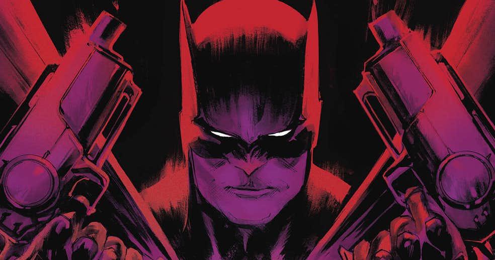 Бэтмен будущего, данетот: как два Тима Дрейка встретились настраницах комикса DC. - Изображение 1