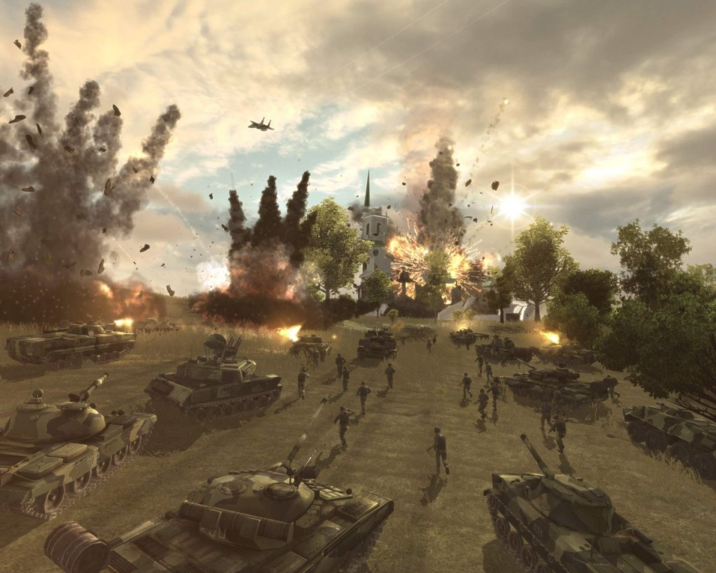Красный шторм: 9 игр, вдохновленных холодной войной | Канобу - Изображение 3