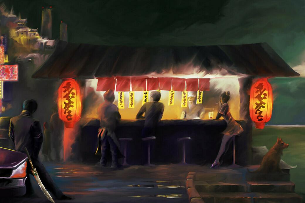 «Нефритовый город»— фэнтези, вдохновленное криминальными триллерами игонконгскими боевиками | Канобу