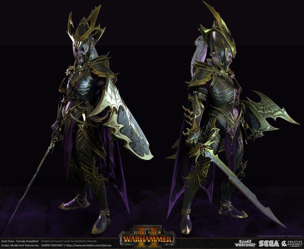 Взгляните напотрясающие концепт-арты Total War: Warhammer II. - Изображение 39