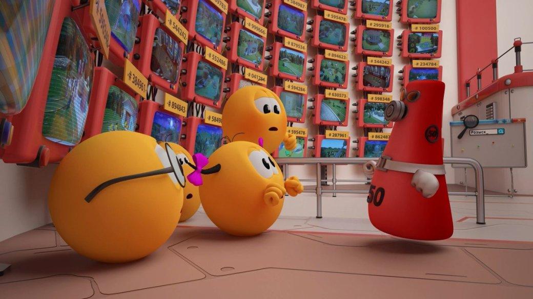 Рецензия на мультфильм «Колобанга. Привет, Интернет!» | Канобу - Изображение 1