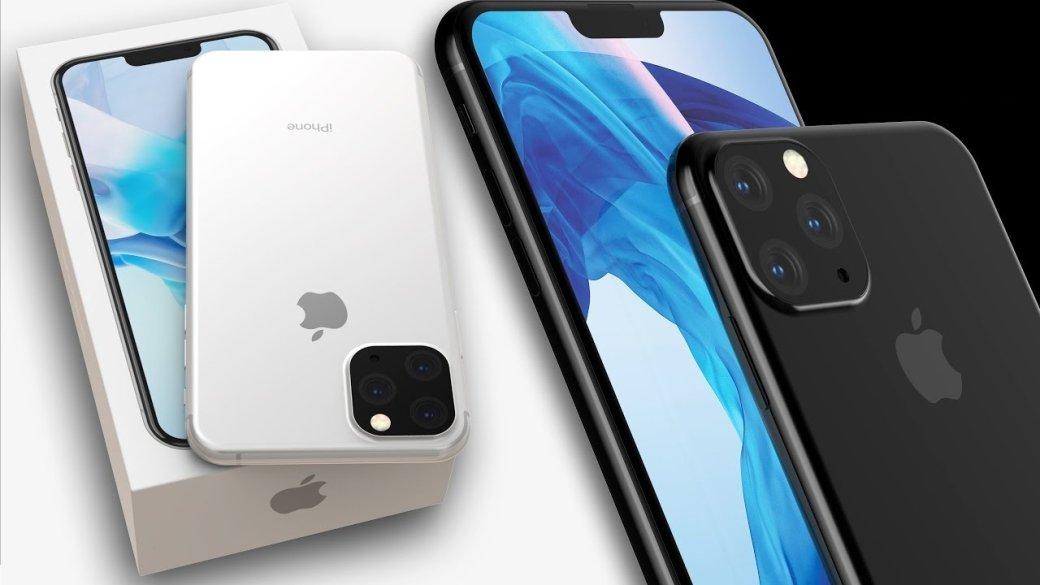 iPhone XIиiPhone XIMax нановых рендерах: прозрачный чехол итройная камера сбольшими модулями   Канобу - Изображение 1787