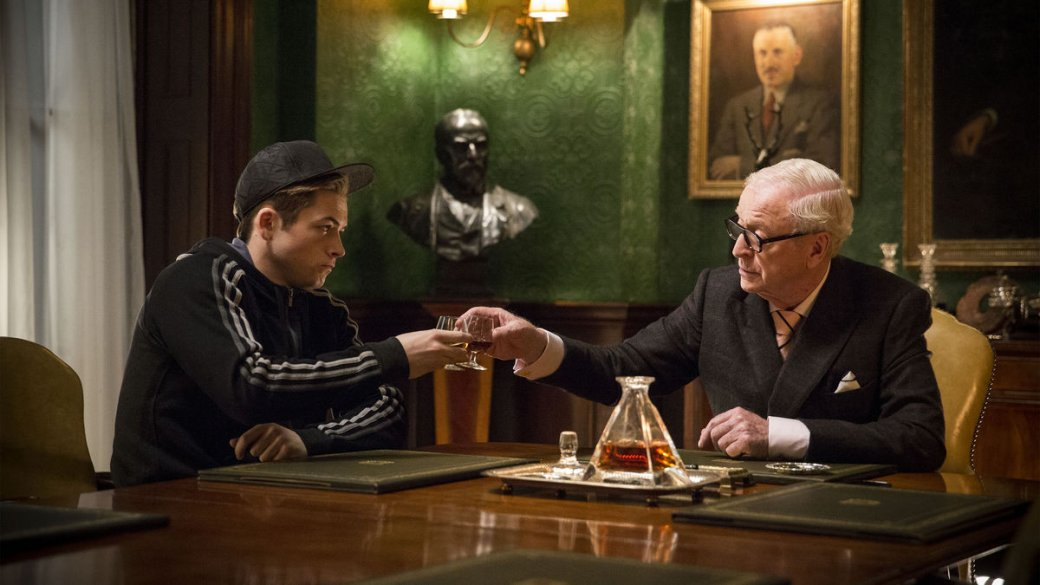 Сценарист утверждает, что унего украли сценарий «Kingsman: секретная служба»! Требует $5 млн. - Изображение 1