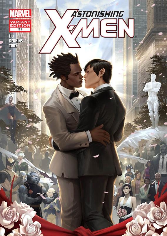 ЛГБТ-герои вкомиксах Marvel. Кто они икакие выпуски оних стоит почитать?. - Изображение 7