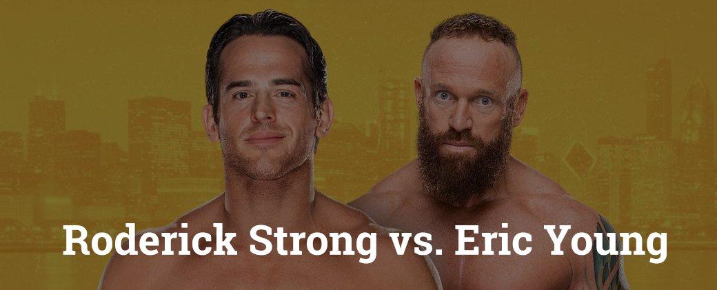 Рестлинг без болтовни. Лучшие моменты шоу NXT TakeOver: Chicago 2017 | Канобу - Изображение 1