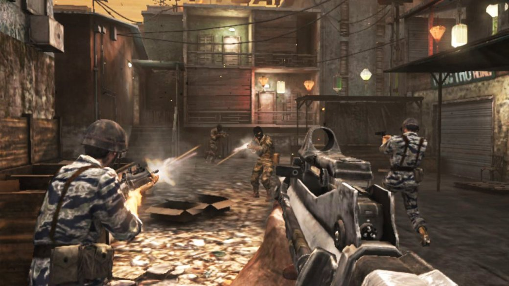 Gamescom 2012: Call of Duty Black Ops: Declassified | Канобу - Изображение 1