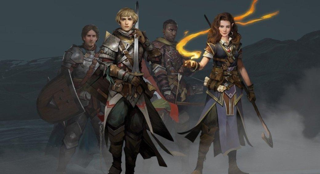 Суть. Pathfinder: Kingmaker— классическая партийная RPG, где действительно надо думать | Канобу - Изображение 3982