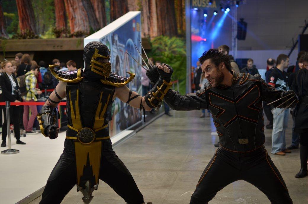 Фотоотчет с «Игромира» и Comic Con Russia, день 3 – Миша Коллинз | Канобу - Изображение 822
