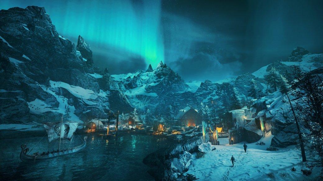 5 часов сAssassin's Creed: Valhalla. Серию больше непытаются превратить вRPG— иэто здорово | Канобу - Изображение 7285