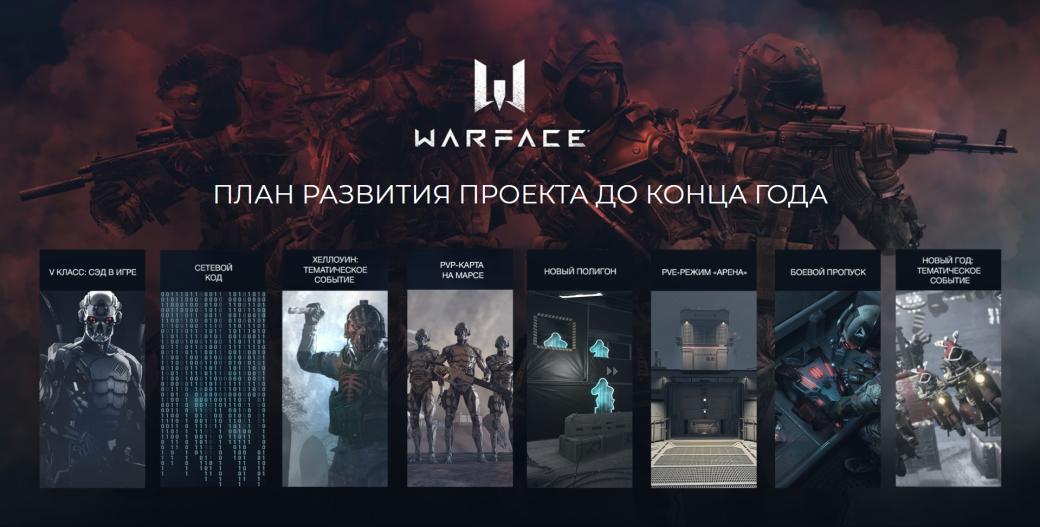 «Новый рубеж» для Warface - пятый класс СЭД, новый PvE-режим и многое другое | Канобу - Изображение 0