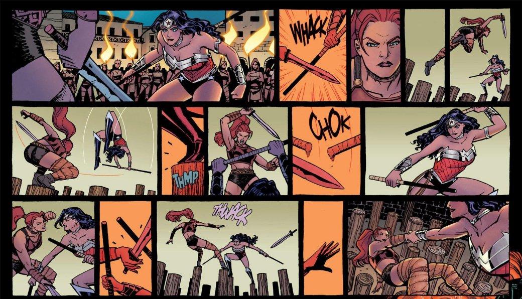 Кто такая Чудо-женщина (Wonder Woman) - комиксы DC Comics, фильмы | Канобу - Изображение 4