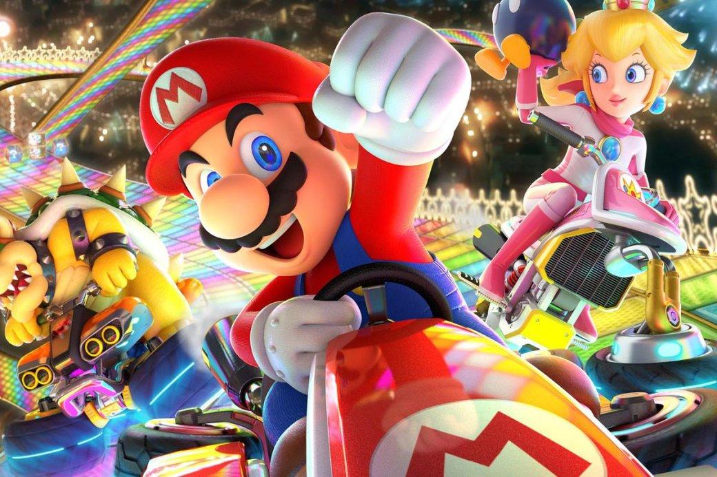 Nintendo снова покоряет смартфоны! Анонсирована Mario Kart Tour  | Канобу - Изображение 208