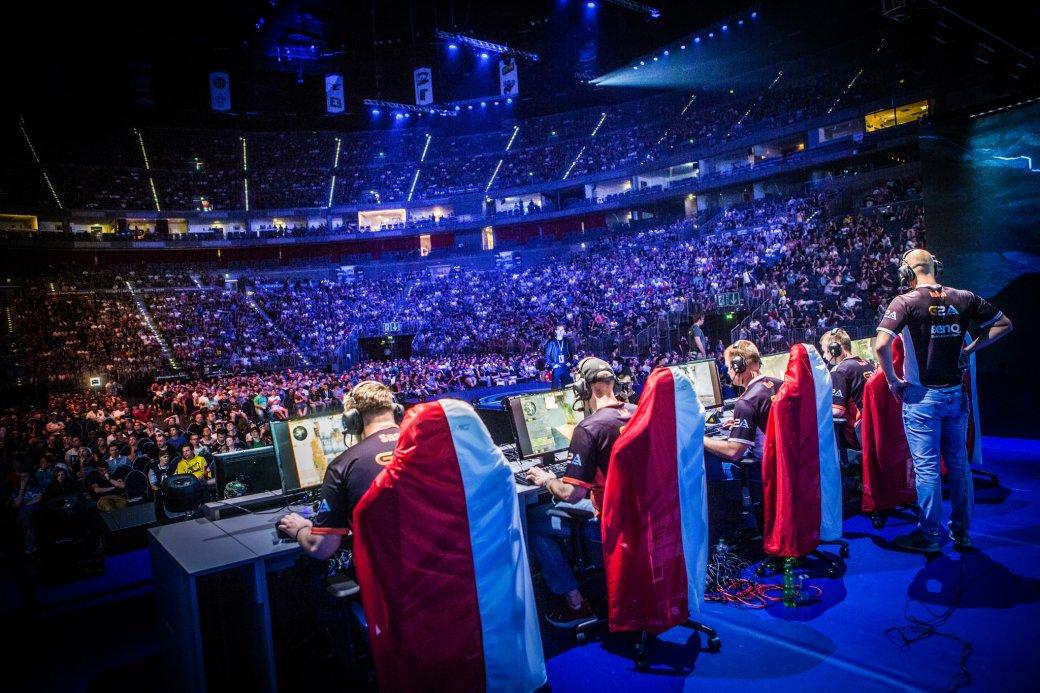 Политизированные игры. А нужна ли киберспорту Олимпиада?  | Канобу - Изображение 4