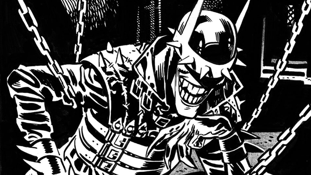 Inktober 2018: Бэтмен, Семейка Аддамс, герои хорроров ислэшеров | Канобу