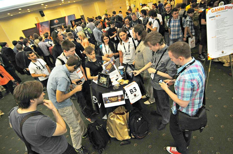 DevGAMM Moscow 2014: поддержка и обогащение | Канобу