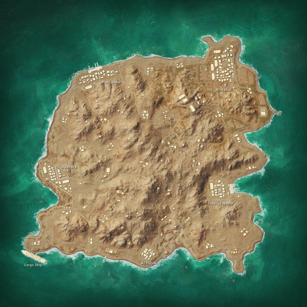 Карта Karakin в PUBG — как половина «Сосновки» на «Эрангеле» | Канобу - Изображение 0