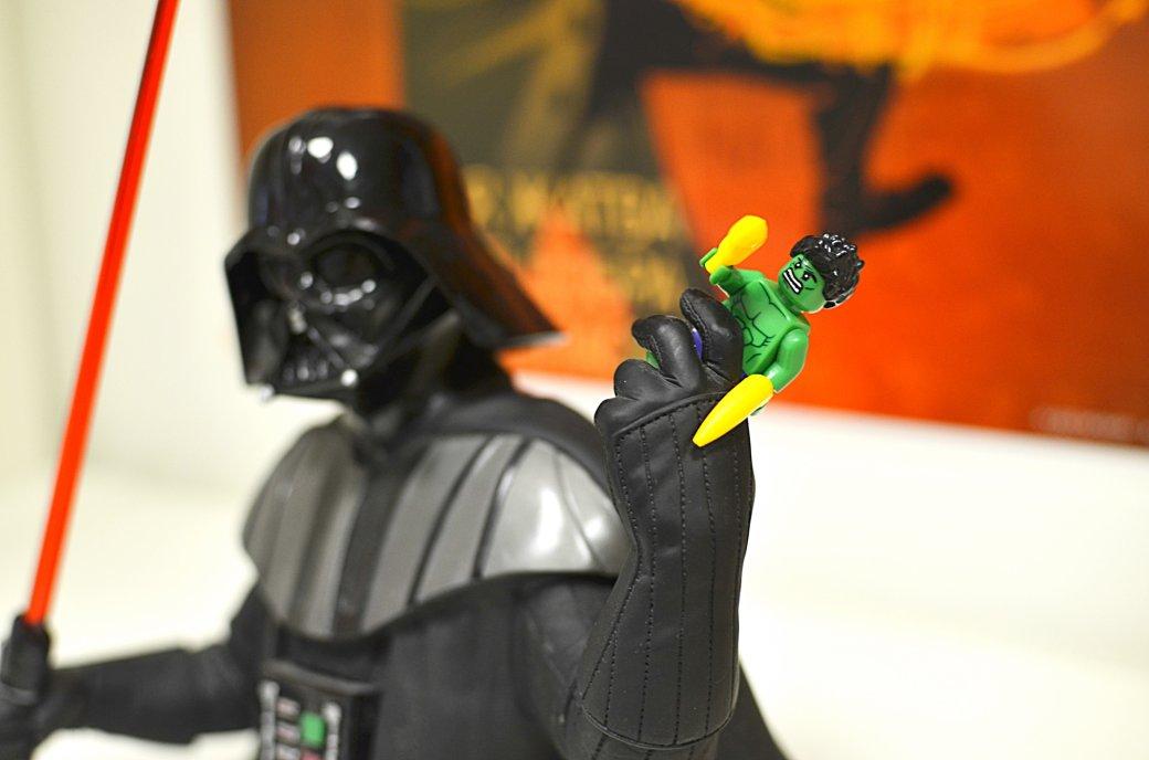Топ-модель по-русски: «Канобу» устраивает фотосессию LEGO-супергероям | Канобу - Изображение 3