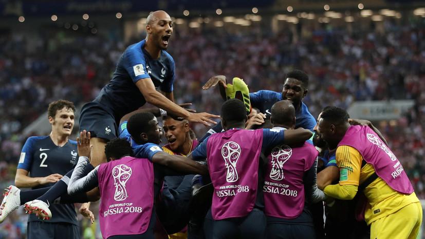 Игрок в Dota 2 пошутил про большое количество темнокожих футболистов во Франции, но потом извинился  | Канобу - Изображение 1