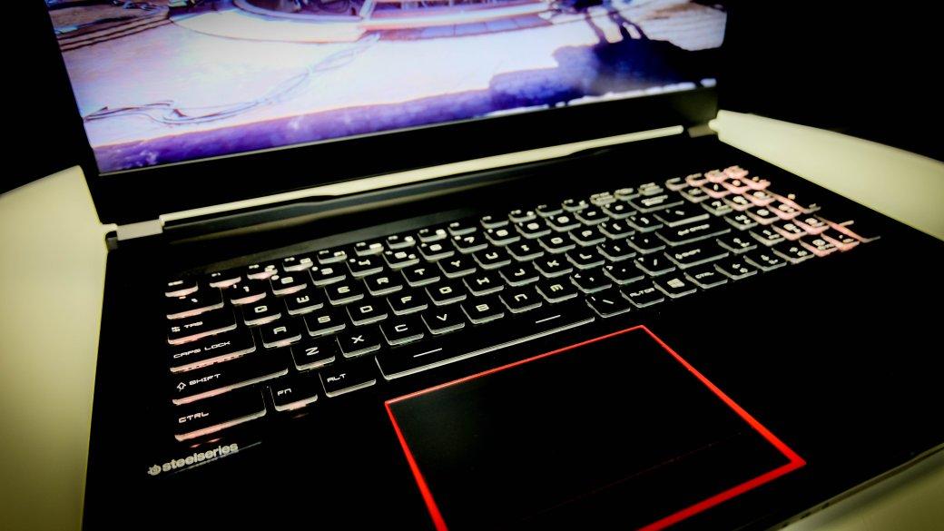 Игровой ноутбук MSI GE75 Raider - обзор, характеристики и модификации, тесты в играх | Канобу - Изображение 41