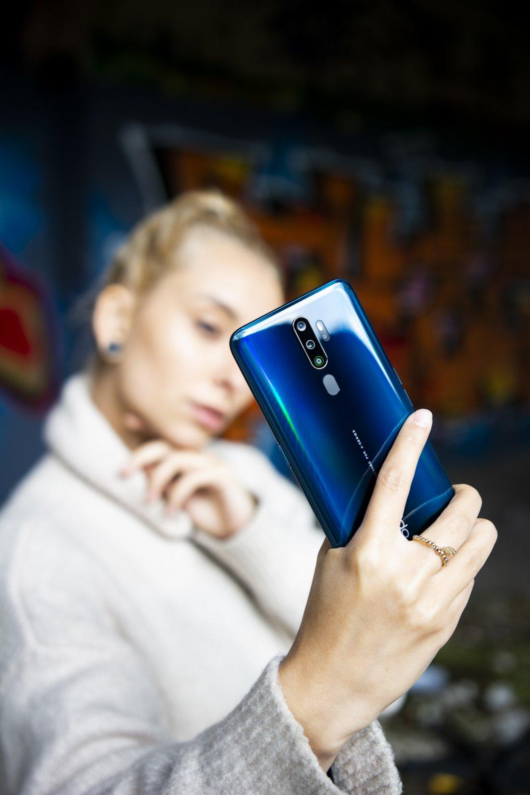 Обзор OPPO A5 2020 и OPPO A9 2020 - смартфоны с 4 камерами и 3D-дизайном, характеристики и цены | Канобу - Изображение 0