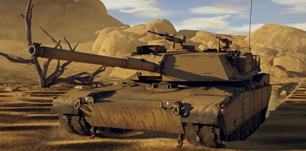 Как «Буря» преобразила War Thunder — Dagor Engine 5.0, новые танки, обновленная графика | Канобу - Изображение 1211