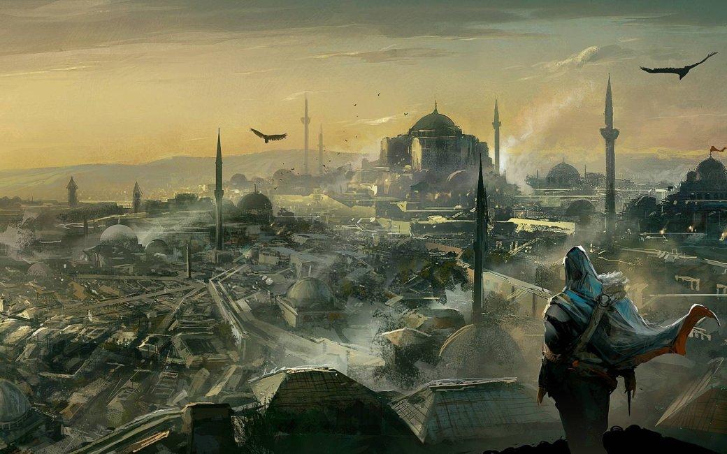 Финал Dead Kings. Ubisoft намекает на Assassin's Creed в Египте?   Канобу