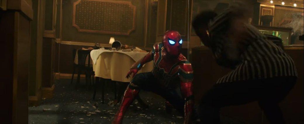 Тоска попавшим имультивселенная— что показали вновом трейлере «Человека-паука: Вдали отдома»? | Канобу - Изображение 9593