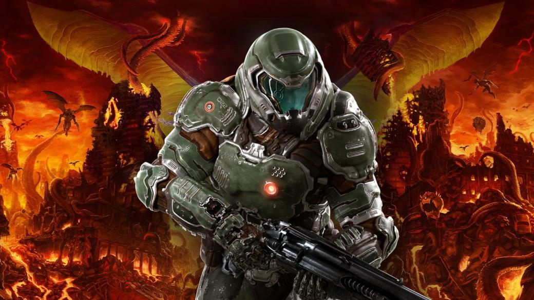 Творческий директор Doom Eternal объяснил, почему интерфейс стал таким броским   Канобу - Изображение 1