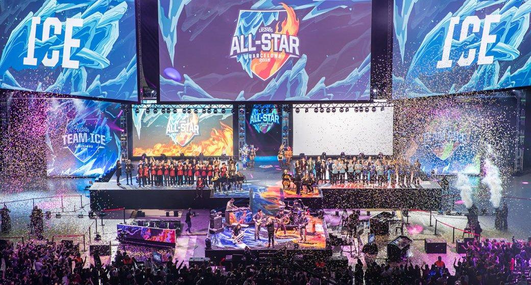«Цель у Riot Games одна: League of Legends – спорт на десятилетия» | Канобу - Изображение 8