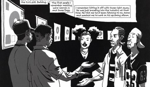 Комиксы: Sentences: The Life Of MF Grimm | Канобу - Изображение 4