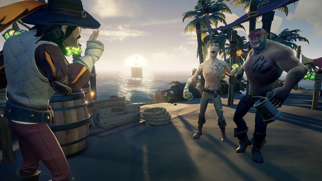 Sea of Thieves (2018, экшен, MMORPG, симулятор, PC, Xbox One) - обзоры главных и лучших игр 2018 | Канобу - Изображение 2426