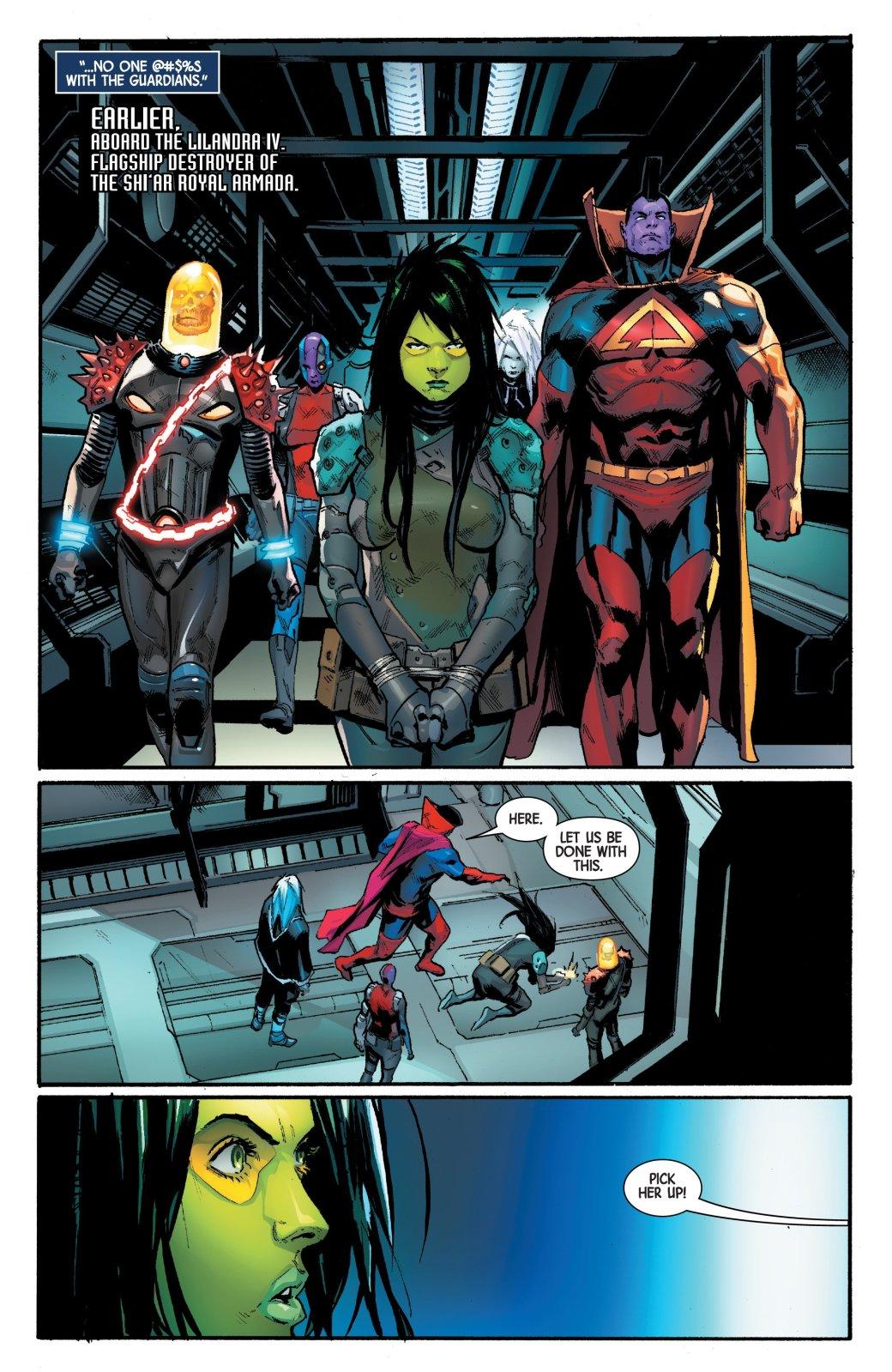 Как Хела сумела возродить своего возлюбленного Таноса настраницах комиксов Marvel? | Канобу - Изображение 4