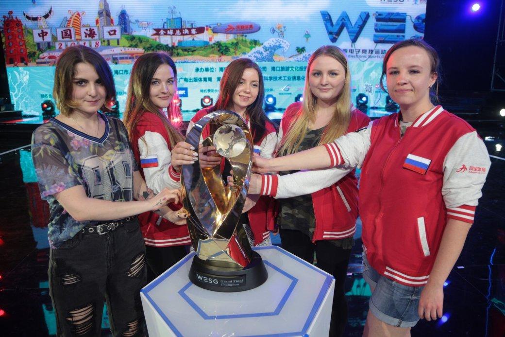 Россиянки — чемпионки, а мужская сборная по CS:GO сыграет в матче за 3 место. Наши на WESG 2017. - Изображение 2