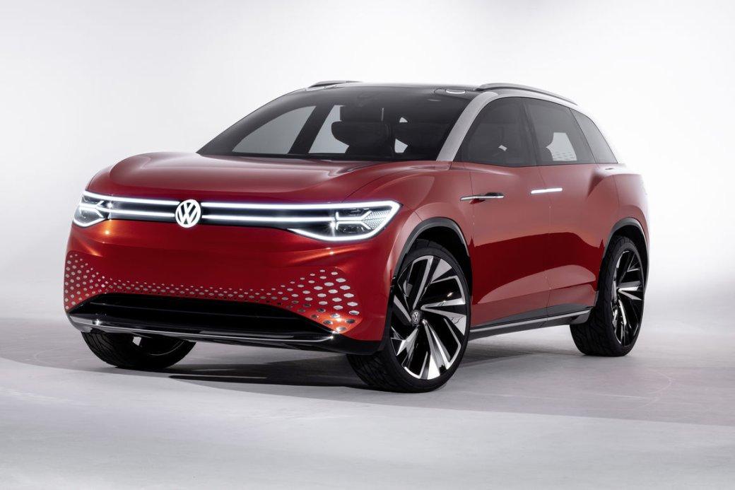 Разве что не летает: Volkswagen представила электрокроссовер I.D. ROOMZZ с автопилотом | Канобу - Изображение 649