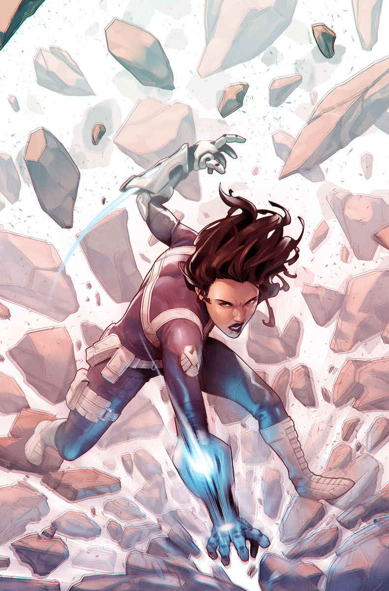 Новая тема вариативных обложек Marvel – ResurrXion: мутанты и нелюди   Канобу - Изображение 5299