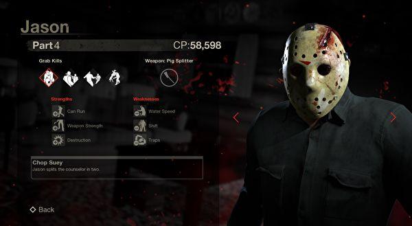 ВFriday the 13th: The Game появились новые Джейсон, карта ижертва. Бесплатно!. - Изображение 1