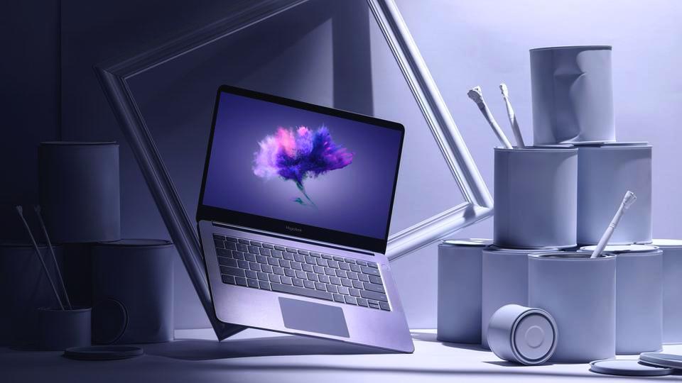 Лучше поздно, чем никогда: прошлогодний ноутбук Honor MagicBook 14официально вышел вРоссии   SE7EN.ws - Изображение 1