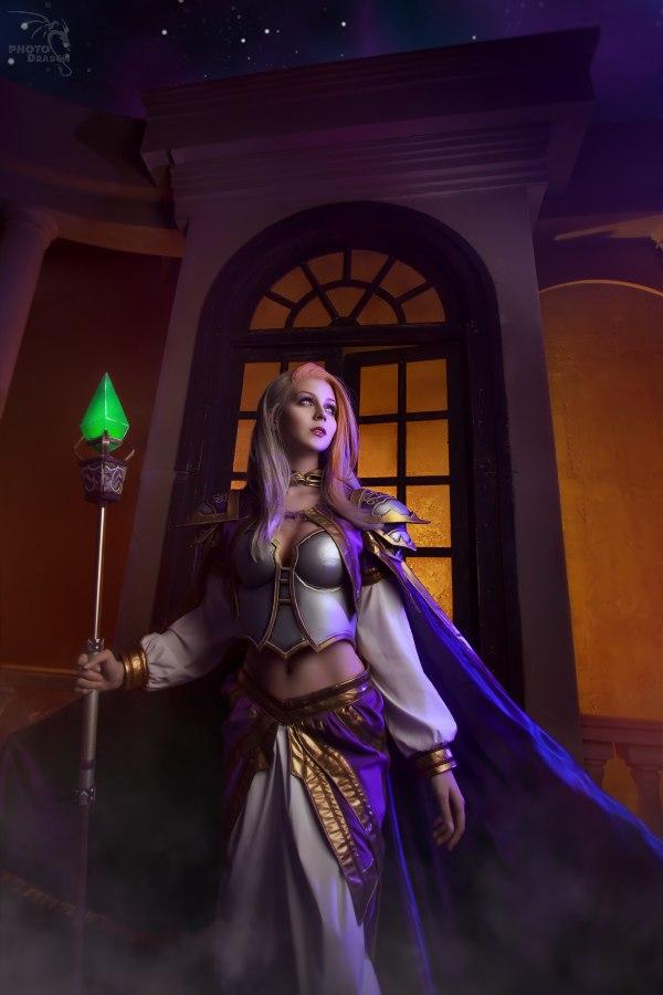 Лучший косплей по Warcraft – герои и персонажи WoW, фото косплееров   Канобу - Изображение 6
