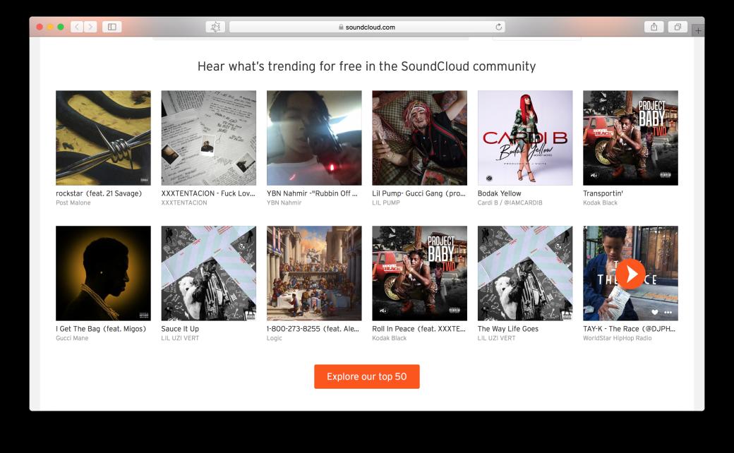 Где и как слушать музыку онлайн: лучшие музыкальные стриминговые сервисы | Канобу - Изображение 738