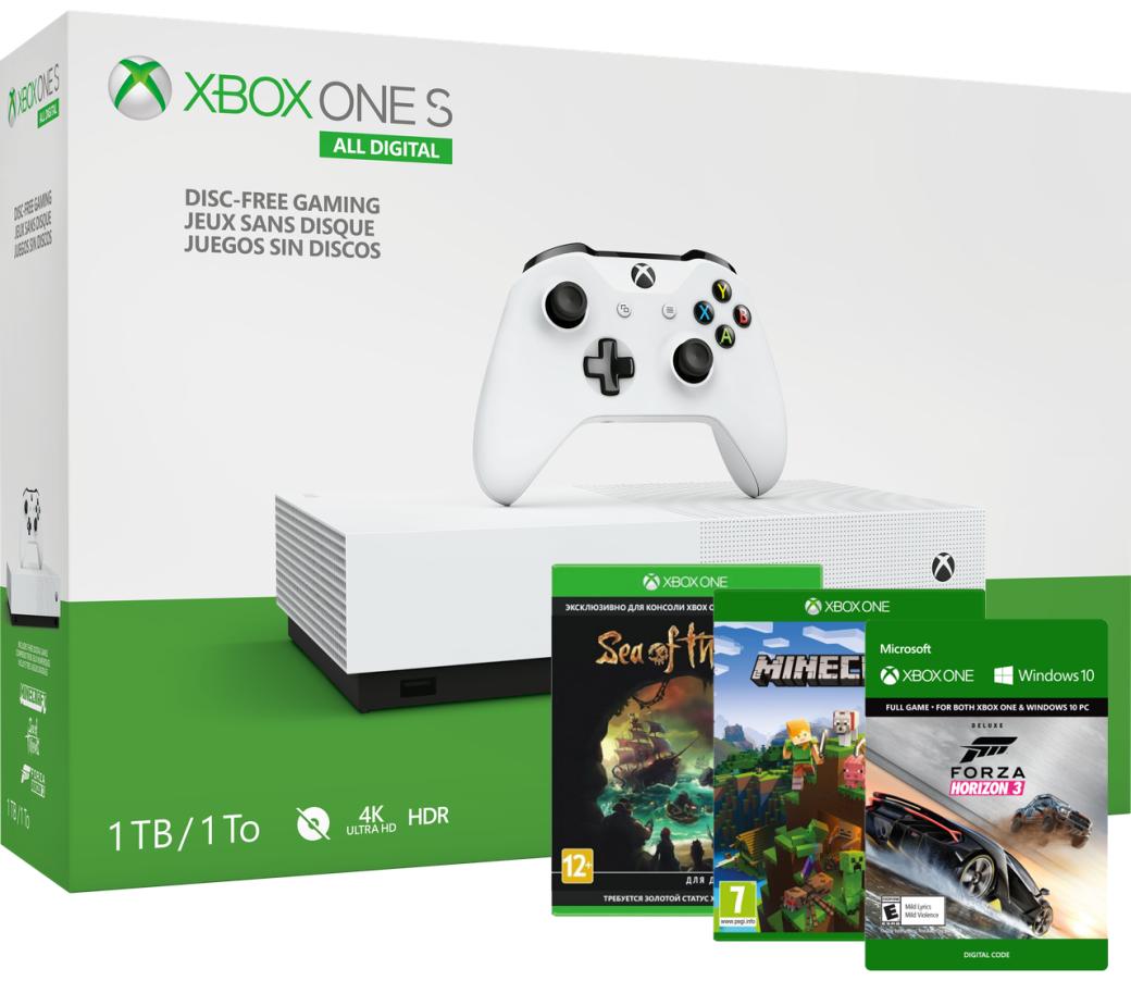 Черная пятница-2019: скидки на PS4, Xbox One, Nintendo Switch, другие игровые консоли и гаджеты | Канобу - Изображение 0