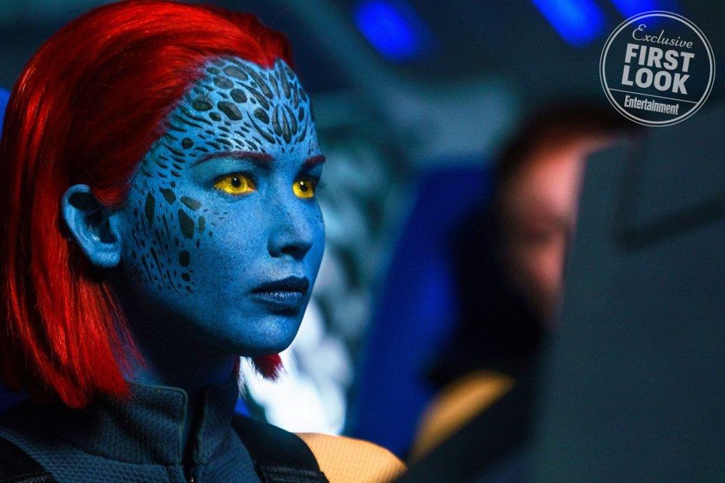 Очень горячая Софи Тернер напервых кадрах фильма «Люди Икс: Темный Феникс» | Канобу - Изображение 3