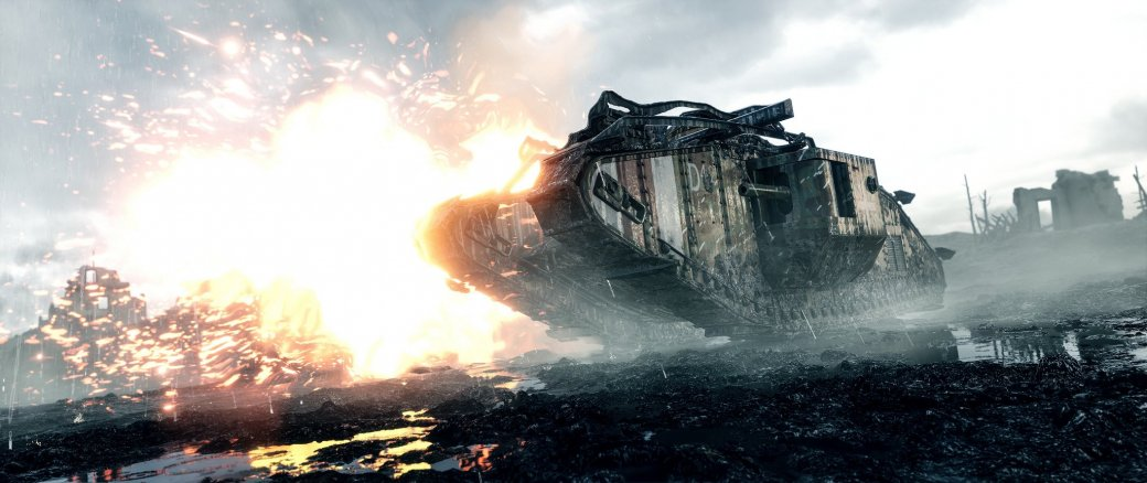 Изумительные скриншоты Battlefield 1 | Канобу - Изображение 30
