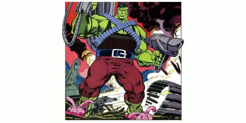 15 самых странных версий Халка в комиксах | Канобу - Изображение 5298