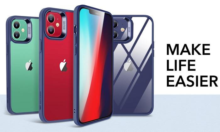 10 лучших аксессуаров для iPhone 12 с AliExpress - чехлы, защитные стекла, зарядки   Канобу - Изображение 8323