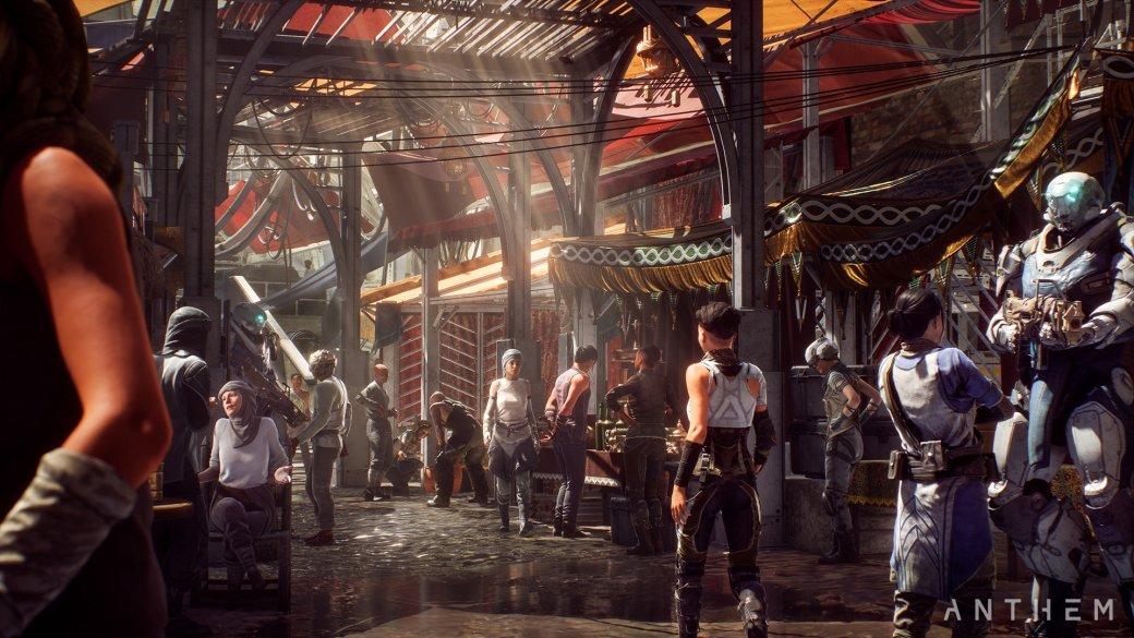 «Моя история»: BioWare выпустила новый трейлер Anthem, вкотором есть все, зачто мылюбим студию | Канобу - Изображение 4
