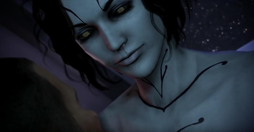 Новый мод для Mass Effect 3 добавляет «правильную» кульминационную сцену романа с Тали. - Изображение 1
