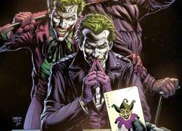 Новый взгляд натрех Джокеров изодноименного комикса DC