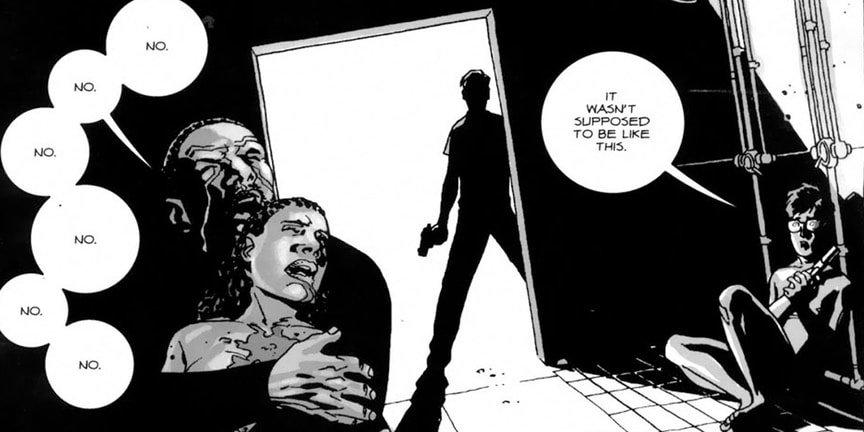 12 самых жестоких сцен в комиксе «Ходячие мертвецы» | Канобу - Изображение 6174